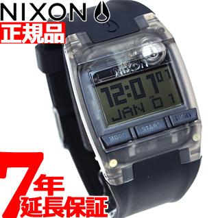 【お買い物マラソンは当店がお得♪本日20より!】ニクソン NIXON コンプ COMP 腕時計 メンズ オールブラック NA408001-00