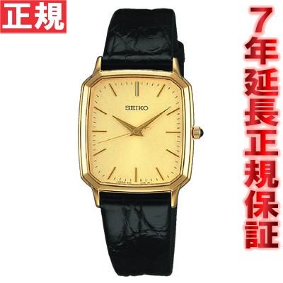 セイコー ドルチェ&エクセリーヌ 腕時計 メンズ 薄型ペア SEIKO DOLCE&EXCELINE ゴールド SACM154