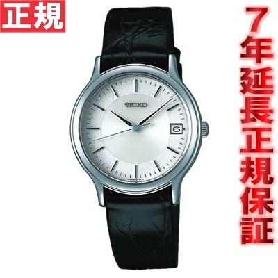 セイコー スピリット 腕時計 ペアモデル SEIKO SPIRIT ホワイト SBTC011