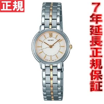 【SHOP OF THE YEAR 2018 受賞】セイコー スピリット 腕時計 ペアモデル SEIKO SPIRIT ホワイト SSDA002