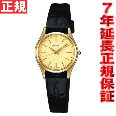 セイコー ドルチェ&エクセリーヌ 腕時計 薄型ペア SEIKO DOLCE&EXCELINE ゴールド SWDL160