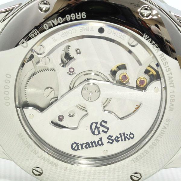 그랜드 세이코 GRAND SEIKO 손목시계 맨즈 스프링 드라이브 GMT SBGE027
