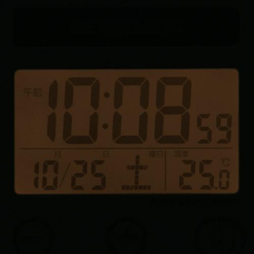 Seiko SEIKO alarm clock clock radio clock digital Seiko clock SQ772G
