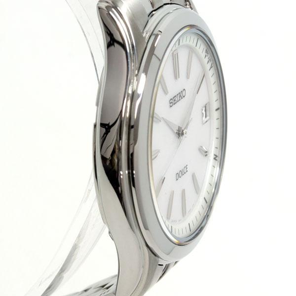 セイコー ドルチェ SEIKO DOLCE 電波 ソーラー 電波時計 腕時計 メンズ ペアウォッチ SADZ123