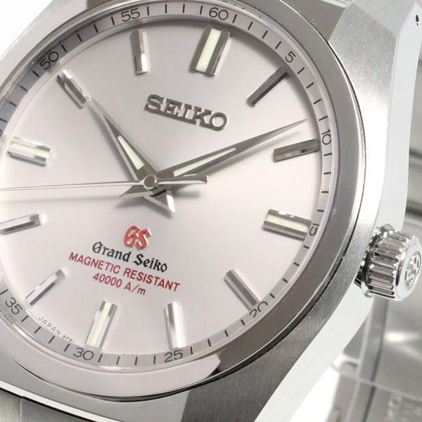 Seiko GRAND SEIKO watch men's quartz high magnetic resistance models SBGX091