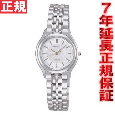 セイコー ドルチェ&エクセリーヌ 腕時計 白蝶貝ダイヤル SWDL099 DOLCE&EXCELINE SEIKO