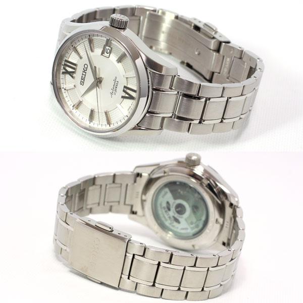 Seiko presage SEIKO PRESAGE watch mens mechanical automatic self-winding SARX001
