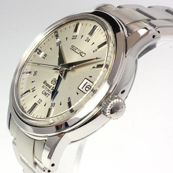 그랜드 세이 코 GMT 시계 세이 코 남성 기계 GRANDSEIKO SBGM023