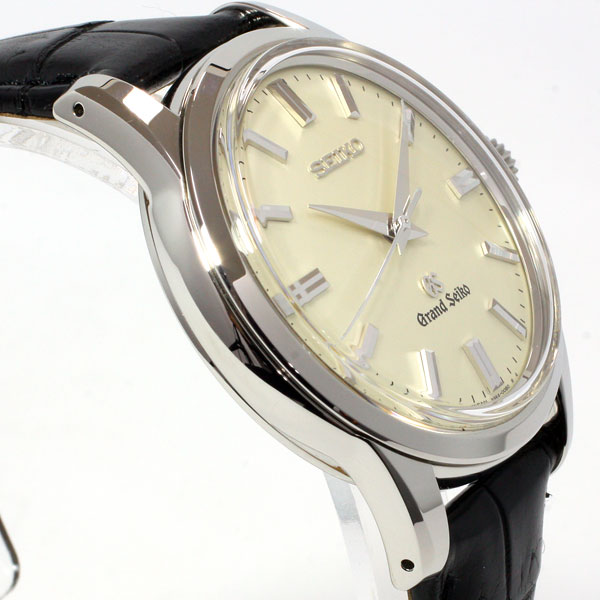 Seiko GRAND SEIKO watch men's mechanical hand winding SBGW031