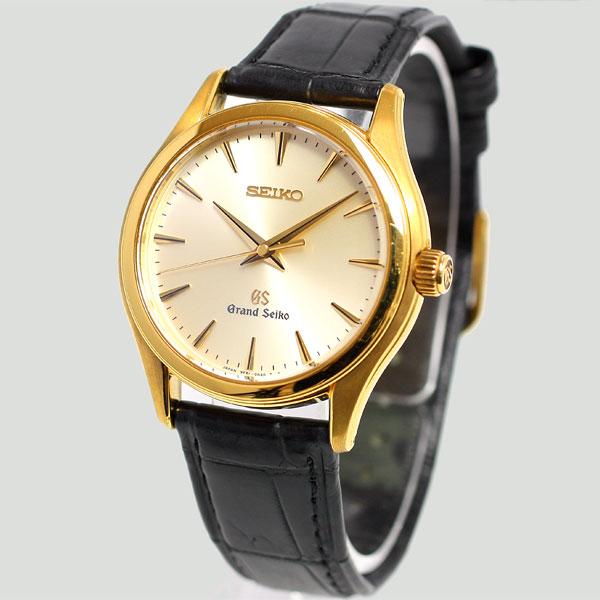 Seiko GRAND SEIKO watch quartz SBGX038