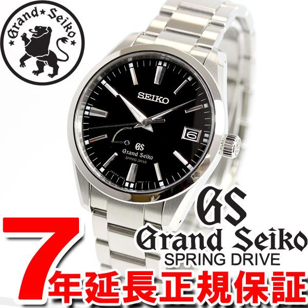 Seiko GRAND SEIKO watch men's spring drive SBGA101