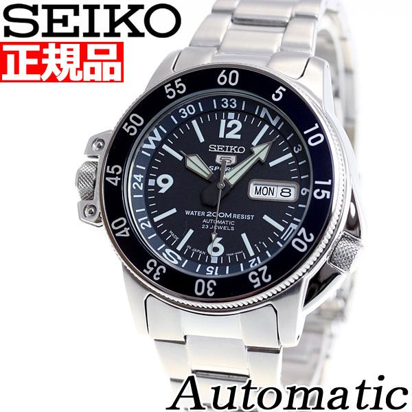 セイコー5 スポーツ SEIKO5 SPORTS セイコーファイブスポーツ 腕時計 メンズ セイコー 逆輸入 ダイバー 自動巻き メカニカル SKZ209J1(SKZ209JC)