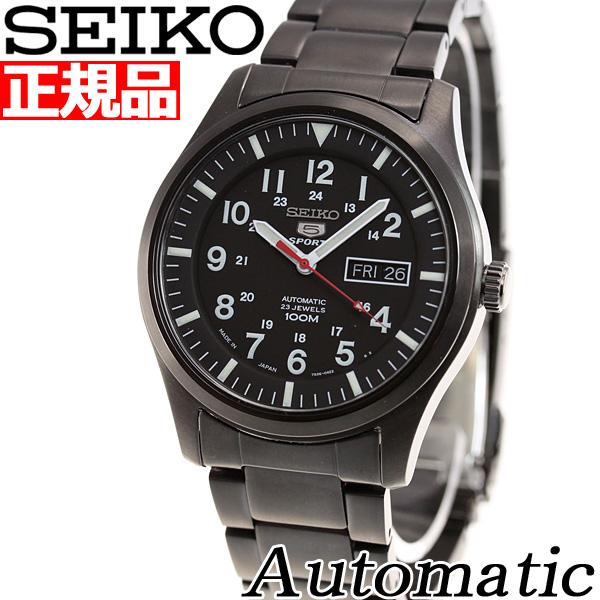セイコー5 スポーツ SEIKO5 SPORTS セイコーファイブスポーツ 腕時計 メンズ セイコー 逆輸入 自動巻き メカニカル SNZG17J1(SNZG17JC)