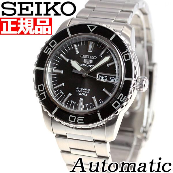 セイコー5 スポーツ SEIKO5 SPORTS セイコーファイブスポーツ 腕時計 メンズ セイコー 逆輸入 自動巻き メカニカル SNZH55J1(SNZH55JC)