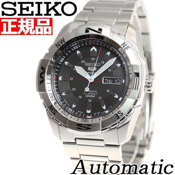 セイコー5 スポーツ SEIKO5 SPORTS セイコーファイブスポーツ 腕時計 メンズ セイコー 逆輸入 自動巻き メカニカル SNZJ05J1(SNZJ05JC)