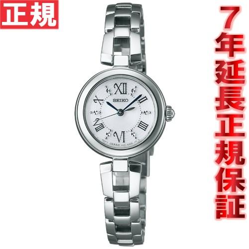 【SHOP OF THE YEAR 2018 受賞】セイコー ティセ SEIKO TISSE ソーラー 腕時計 レディース 佐々木希 プロデュース SWFA151