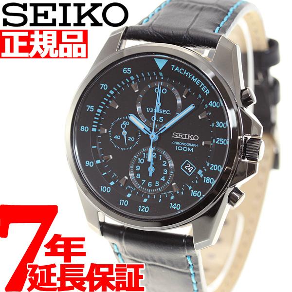 セイコー SEIKO 腕時計 メンズ セイコー 逆輸入 クロノグラフ SNDD71P1(SNDD71PC)