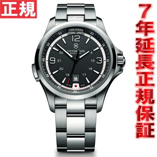 ビクトリノックス VICTORINOX 腕時計 メンズ ナイトヴィジョン NIGHT VISION ヴィクトリノックス スイスアーミー 241569