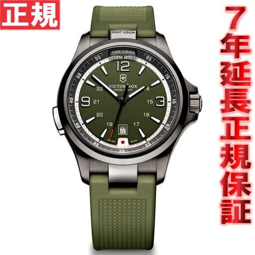 【お買い物マラソンは当店がお得♪本日20より!】ビクトリノックス VICTORINOX 腕時計 メンズ ナイトヴィジョン NIGHT VISION ヴィクトリノックス スイスアーミー 241595