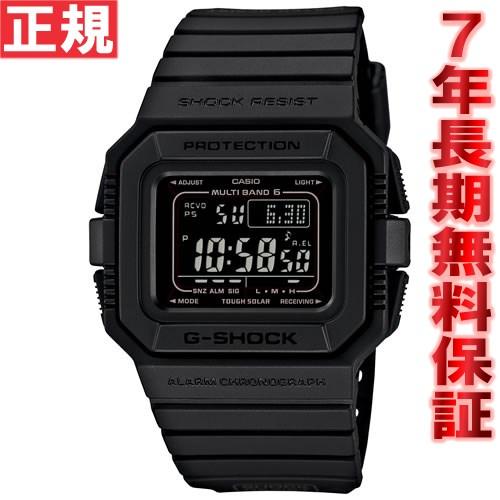 G-SHOCK 電波 ソーラー 電波時計 ブラック 腕時計 メンズ デジタル タフソーラー GW-5510-1BJF