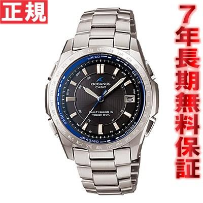 カシオ オシアナス 腕時計 TOUGH MVT OCW-T100TD-1AJF CASIO OCEANUS