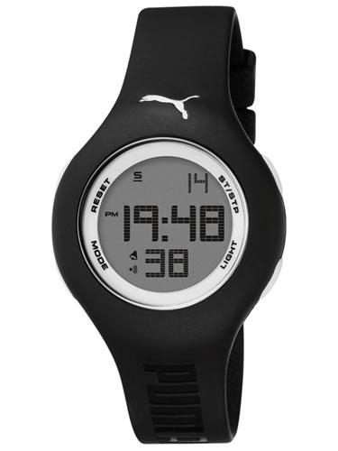 彪马手表循环回路 S 数字 PU910912007
