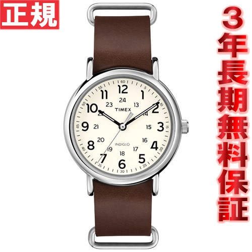 【お買い物マラソンは当店がお得♪本日20より!】タイメックス TIMEX ウィークエンダー フォーティー Weekender 40 腕時計 T2P495