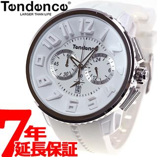 テンデンス Tendence 腕時計 メンズ/レディース ガリバーラウンド GULLIVER Round クロノグラフ TG036013