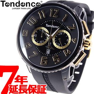 テンデンス Tendence 腕時計 メンズ/レディース ガリバーラウンド GULLIVER Round クロノグラフ TG460011