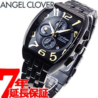 【お買い物マラソンは当店がお得♪本日20より!】エンジェルクローバー Angel Clover 腕時計 メンズ ダブルプレイ DOUBLE PLAY クロノグラフ DP38BBG