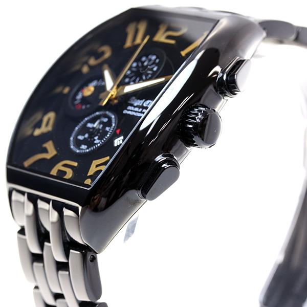エンジェルクローバー Angel Clover 腕時計 メンズ ダブルプレイ DOUBLE PLAY クロノグラフ DP38BBG