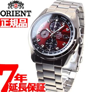 【5日0時~♪2000円OFFクーポン&店内ポイント最大51倍!5日23時59分まで】オリエント ネオセブンティーズ ORIENT Neo70's 腕時計 メンズ ホライズン HORIZON クロノグラフ WV0031TY
