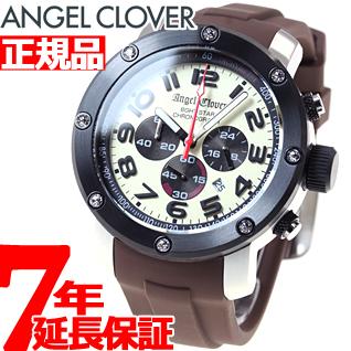 エンジェルクローバー Angel Clover 腕時計 メンズ エイトスター 8ght STAR クロノグラフ NES46BSB-LB