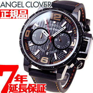 エンジェルクローバー Angel Clover 限定モデル 腕時計 メンズ タイムクラフト TIME CRAFT Limited Edition NTC48BBK-LIMITED