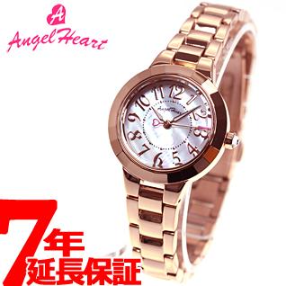【お買い物マラソンは当店がお得♪本日20より!】エンジェルハート Angel Heart 腕時計 レディース ラブスポーツ Love Sports WL27PG