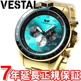 VESTAL WATCH ベスタル 腕時計 メンズ THE ZR-3 ザ ゼットアールスリー クロノグラフ ヴェスタル ZR3030