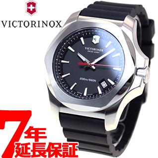 【2000円OFFクーポン&店内ポイント最大45倍!9日1時59分まで】ビクトリノックス VICTORINOX 腕時計 メンズ イノックス INOX ヴィクトリノックス スイスアーミー 241682.1