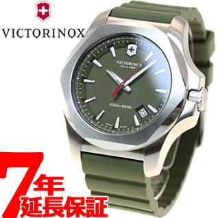 【SHOP OF THE YEAR 2018 受賞】ビクトリノックス VICTORINOX 腕時計 メンズ イノックス INOX ヴィクトリノックス スイスアーミー 241683.1