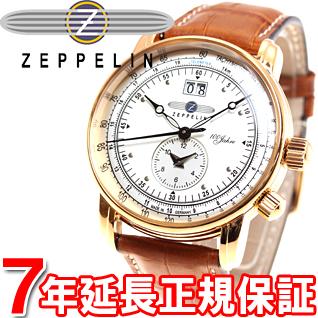 今だけ!店内ポイント最大38倍!19日9時59分まで! ツェッペリン ZEPPELIN 100周年記念モデル 腕時計 メンズ Special Edition 100 Years ZEPPELIN 7640-5