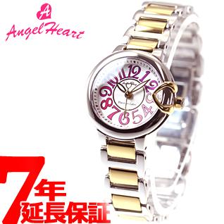 【お買い物マラソンは当店がお得♪本日20より!】エンジェルハート Angel Heart 腕時計 レディース 限定モデル プラチナムレーベル Platinum Label PTL25YPR