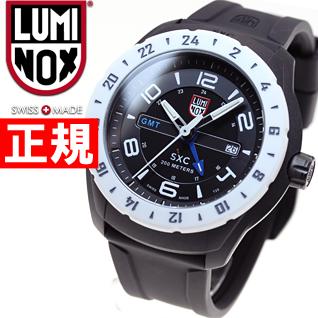 ルミノックス LUMINOX 腕時計 メンズ SXC PC CARBON GMT 5020 SPACE SERIES 5027