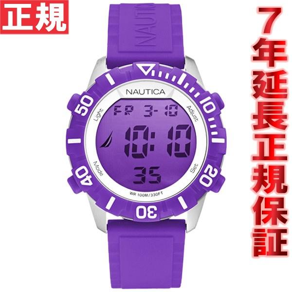 ノーティカ NAUTICA 腕時計 メンズ NSR100 Digital デジタル A09931G