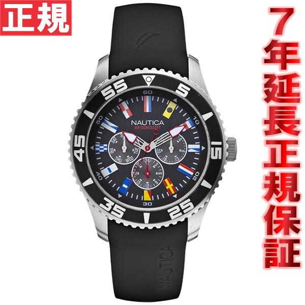 ノーティカ NAUTICA 腕時計 メンズ NST07 フラッグ A12626G