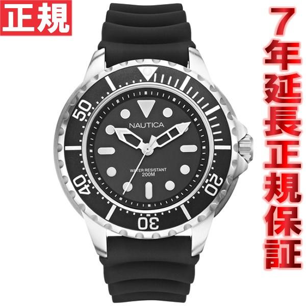 【お買い物マラソンは当店がお得♪本日20より!】ノーティカ NAUTICA 腕時計 メンズ NMX650 ダイバーズウォッチ A18630G