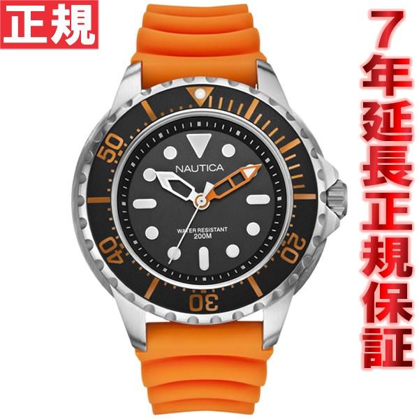 【お買い物マラソンは当店がお得♪本日20より!】ノーティカ NAUTICA 腕時計 メンズ NMX650 ダイバーズウォッチ A18633G