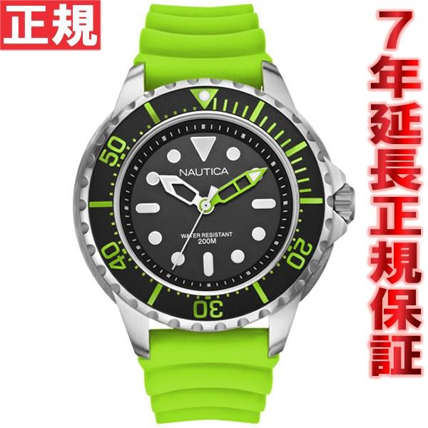 ノーティカ NAUTICA 腕時計 メンズ NMX650 ダイバーズウォッチ A18634G