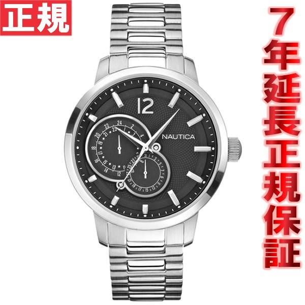 さらに期間限定50%OFF!半額セール開催中♪ ノーティカ NAUTICA 腕時計 メンズ NCT15 マルチ A18694G