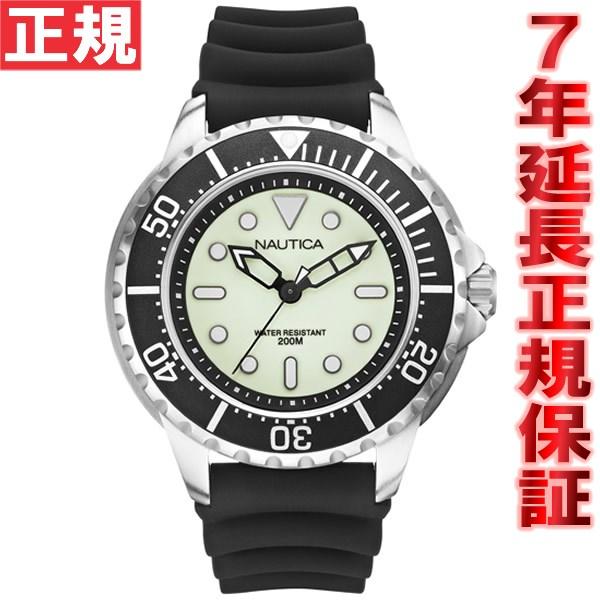 【お買い物マラソンは当店がお得♪本日20より!】ノーティカ NAUTICA 腕時計 メンズ NMX650 ダイバーズウォッチ A19583G