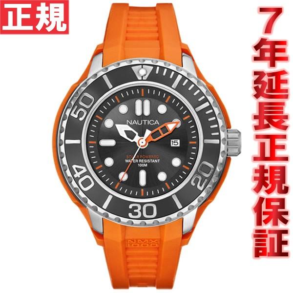 さらに期間限定50%OFF!半額セール開催中♪ ノーティカ NAUTICA 腕時計 メンズ NMX1000 A26538G