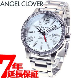 【SHOP OF THE YEAR 2018 受賞】エンジェルクローバー Angel Clover 限定モデル 腕時計 メンズ ホワイトコレクション エクスベンチャー EXVENTURE EVG46WHZ-LIMITED